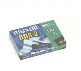 Maxell DDS-2 120M/4 GB DAT-Kassette