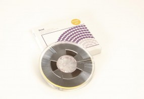 Zonal 847 Tonbänder 13er DIN Kunstoff voll