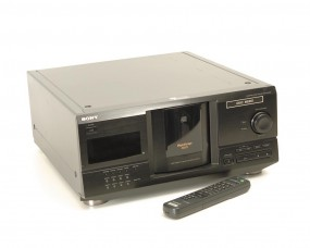 Sony CDP-CX 220
