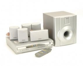 Universum DVD-DR 1035 Heimkinosystem