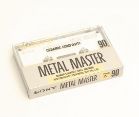 Sony C-90 Metal Master MTL-MST90c
