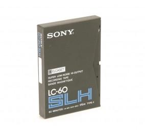 Sony LC-60 SLH Elcassette