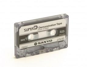 Sanyo DTR-6388 Super D Demonstration Tape