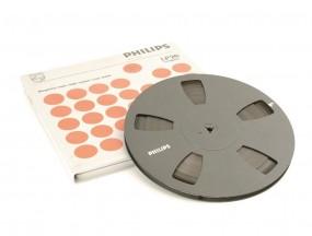 Philips LP 26 Tonband 27er DIN Kunstoff voll