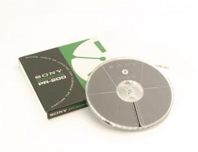 Sony PR-200 Tonband 15er DIN Kunststoff voll