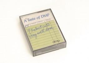 DMP A taste of DAT-Tapes neu