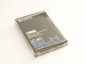 Sony LC-60 SLH Elcassette NEU!