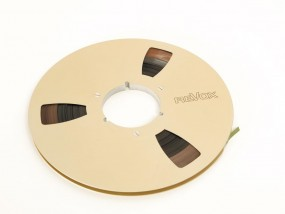 Revox 27er NAB Metall voll gold