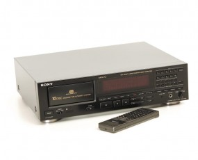 Sony CDP-C 910
