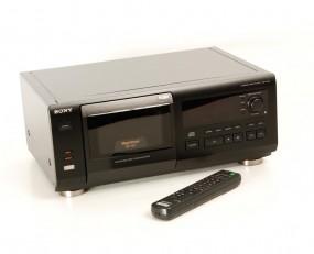 Sony CDP-CX 55 50er Wechsler