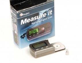 Pro-Ject Measure it Tonarmwaage