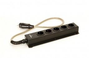 Audio Agile Line Netzleiste 5-fach