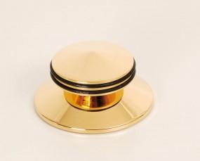 Transrotor Plattengewicht vergoldet