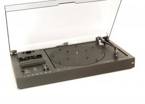 Braun PC-1 Integral Plattenspieler + Tapedeck