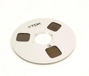 TDK Tonbänder 27er NAB Metall voll