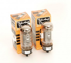 TAD Tube Amp Doctor 6L6GC-STR selected gematchtes Paar