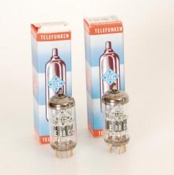 Telefunken E88CC Goldpin Paar
