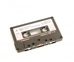 Nakamichi ZX C-15 Demo Tape