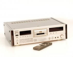 Sony DTC-2000 ES champagner