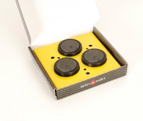 Audioplan Sicomin Antispike Gerätefüße 3er Set