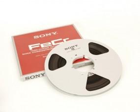 Sony FeCr-11-1100-BL auf R-11A 27er NAB Metall