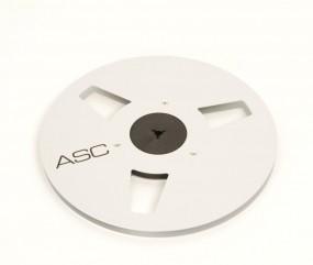 ASC 27er Leerspule DIN Metall silbern