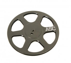 ASC Tonbandspule 27er DIN Kunstoff leer