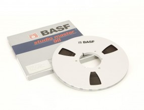 BASF SM 911 Studio Master27er NAB Metall voll