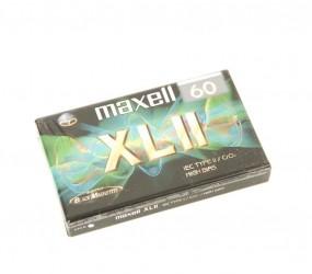Maxell XL II 60 Neu!