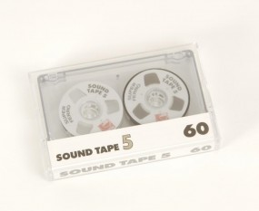 Sound Tape 5 Super Ferro C 60
