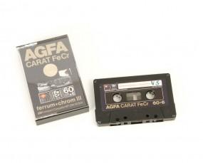 Agfa CARAT FeCR 60 +6