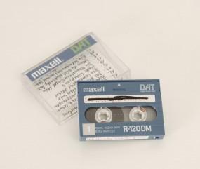 Maxell R-120DM DAT-Kassette