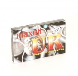 Maxell UR 90 Leerkassette NEU!