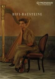 Pioneer HiFi-Bausteine (1991) Prospekt / Katalog
