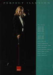 Dali Perfect Illusion Prospekt / Katalog