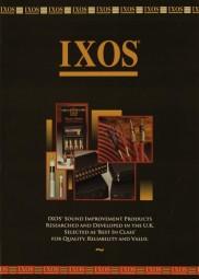 Ixos Produktübersicht Prospekt / Katalog