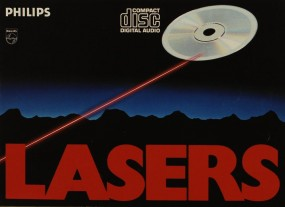 Philips Lasers Prospekt / Katalog