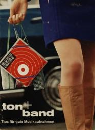 BASF Ton + Band Prospekt / Katalog