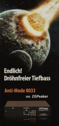 DSPeaker Anti-Mode 8033 Prospekt / Katalog