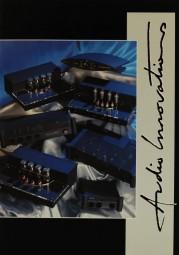 Audio Innovations Produktübersicht Prospekt / Katalog