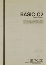 Kenwood Basic C 2 Bedienungsanleitung