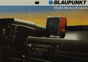 Blaupunkt Multi-Stereo-System Prospekt / Katalog