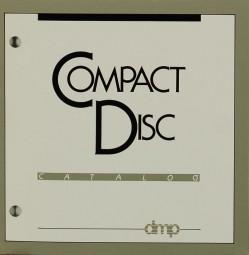 DMP Compact Disc Prospekt / Katalog