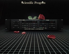 SAE Scientific Progress Prospekt / Katalog