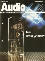 Backes & Müller BM 8 Testnachdruck