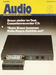 Braun Atelier C 3 Testnachdruck