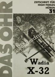 Wadia X-32 Testnachdruck