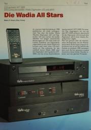 Wadia WT 3200 / Digimaster X32 & X64.4 Testnachdruck