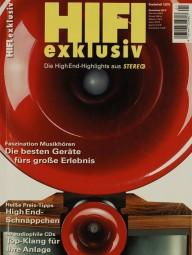 Stereo Sonderheft HiFi exkluisv SH 1/2012 Zeitschrift
