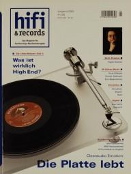 Hifi & Records 4/2003 Zeitschrift
